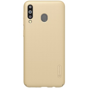 NILLKIN Super Frosted Shield Hard PC Case for Samsung Galaxy M30/A40s - Gold