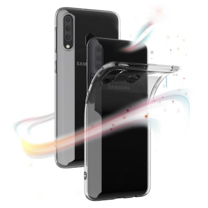 X-LEVEL Anti-skid Clear TPU Gel Case for Samsung Galaxy M30 / A40s