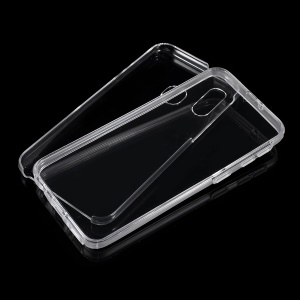 Shockproof Clear PC+TPU  Phone Case Cover for Samsung Galaxy A40