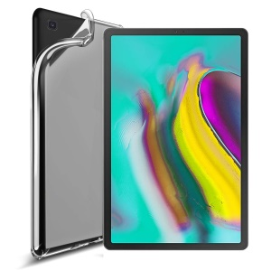 Clear Soft TPU Gel Case with Non-slip Inner for Samsung Galaxy Tab S5e SM-T720