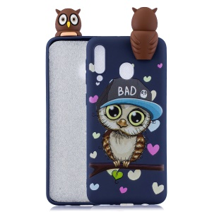 Owl with Cap
