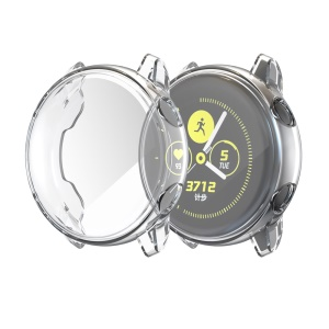 HAT PRINCE Transparent All-wrapped TPU Protective Case for Samsung Galaxy Watch Active