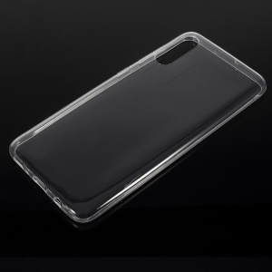 50Pcs Transparent Soft TPU Cell Phone Case for Samsung Galaxy A70
