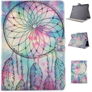 Stand Leather Cover for Samsung Galaxy Tab S2 9.7 T810 T815 - Colored Dreamcatcher