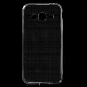 Ultrathin Clear Gel TPU Case Cover for Samsung Galaxy J3 (2016) / J3