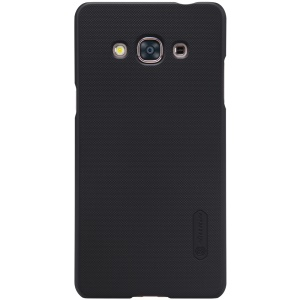 NILLKIN Super Frosted Shield PC Back Shell for Samsung Galaxy J3 Pro - Black