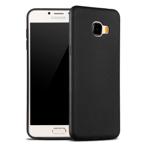 X-LEVEL Guardian Series Matte TPU Case for Samsung Galaxy C7 - Black