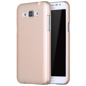 X-LEVEL Rubberized Hard PC Back Cover for Samsung Galaxy Grand 3 G7200 - Gold