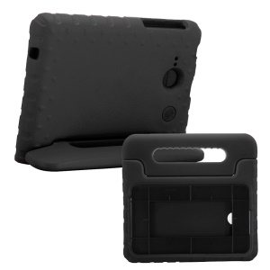 Shockproof Kids Friendly EVA Foam Case for Samsung Galaxy Tab E Lite 7.0 - Black