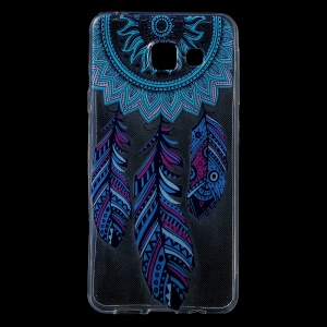 IMD Pattern Soft TPU Case for Samsung Galaxy A3 SM-A310F (2016) - Dream Catcher