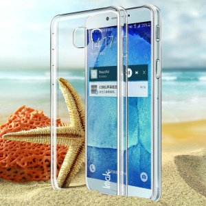 IMAK Scratch-proof Crystal Clear Case II PC Cover for Samsung Galaxy A5 (2017)