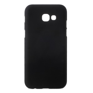 Rubberized Hard PC Case for Samsung Galaxy A5 (2017) - Black