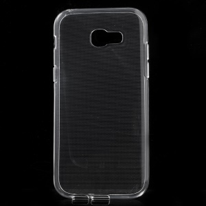 Clear Glossy TPU Phone Case for Samsung Galaxy A5 (2017) Watermark Resistant - Transparent