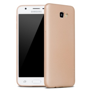 X-LEVEL Guardian Series Frosted TPU Mobile Shell for Samsung Galaxy J5 Prime /On5 2016 - Gold
