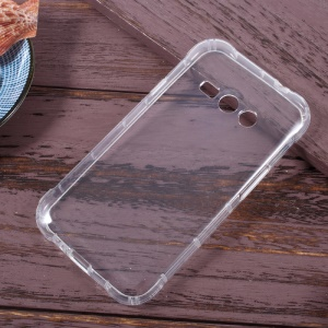 Drop-Proof HD Clear Soft TPU Cover Case for Samsung Galaxy J1 Ace SM-J110