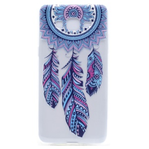 Pattern Printing TPU Case for Samsung Galaxy J2 Prime / Grand Prime Plus / Prime (2016) - Dream Catcher