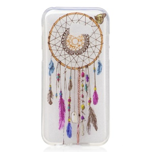 IMD Pattern Printing TPU Mobile Phone Cover for Samsung Galaxy A3 (2017) - Dream Catcher