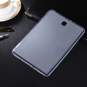 Double-sided Matte TPU Case Shell for Samsung Galaxy Tab S2 8.0 T710 T715 - Transparent
