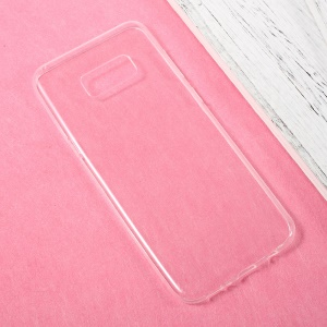Ultra-thin TPU Case for Samsung Galaxy S8 Plus - Transparent
