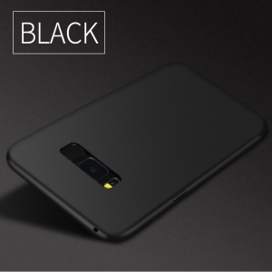 X-LEVEL Guardian Series Matte Ultra-thin PC Back Case for Samsung Galaxy S8 - Black