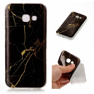 Soft TPU IMD Marble Skin Case Mobile Accessory for Samsung Galaxy A5 (2017) - Style I