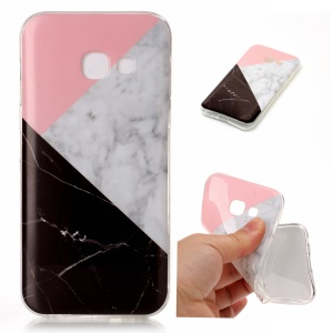 IMD Marble Skin Back Case Shell (TPU) for Samsung Galaxy A5 (2017) - Style M
