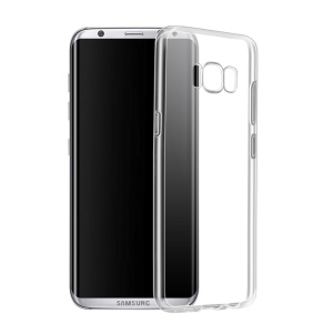 JOYROOM Ultra Thin Clear TPU Phone Case Cover for Samsung Galaxy S8 SM-G950