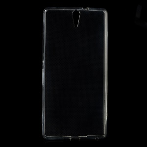 Ultra Thin Gel TPU Cover for Sony Xperia C5 Ultra E5553 / Dual E5533