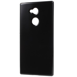 Soft TPU Phone Case Cover with Non-slip Inner for Sony Xperia XA2 Ultra - Black