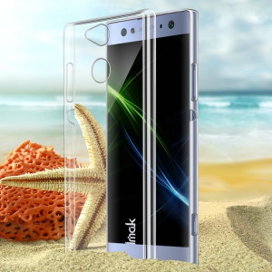 IMAK Crystal Case II Scratch-resistant Hard Shell Case for Sony Xperia XA2