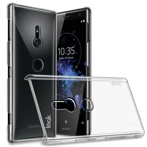 IMAK Crystal Case II Scratch-resistant PC Case for Sony Xperia XZ3