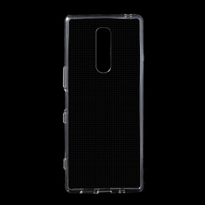 10PCS Non-slip Inner TPU Back Phone Casing for Sony Xperia XZ4