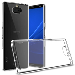 IMAK UX-5 Series Soft TPU Case for Sony Xperia 10 Plus [Thickening, Shockproof, High Definition]