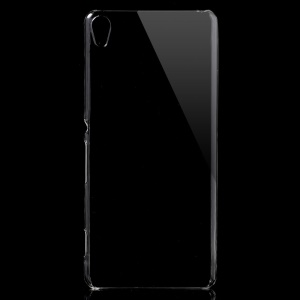 Transparent Hard Phone Protective Case for Sony Xperia XA/Dual