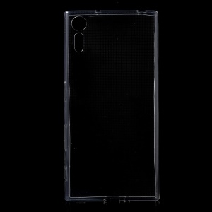 Crystal Clear Thin Gel TPU Case Cover for Sony Xperia XZ
