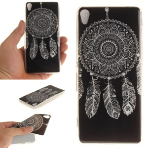 Patterned TPU IMD Phone Case for Sony Xperia XA/XA Dual - Tribal Dream Catcher