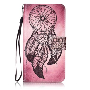 Magnetic Leather Stand Cover for Sony Xperia XZ - Dream Catcher