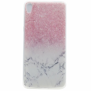 Pattern Printing TPU Case for Sony Xperia E5 - Colorized Pattern