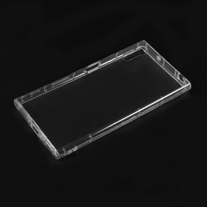For Sony Xperia XZs / XZ Shock Absorption Crystal Clear TPU Mobile Phone Case Cover
