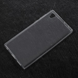 Ultra Thin Soft Clear TPU Phone Cover Case for Sony Xperia L1 -