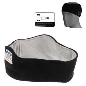 Soft Cloth Sport Headband Bluetooth Headphone w/ Mic