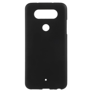 Double-sided Matte TPU Case for LG Q8 - Black