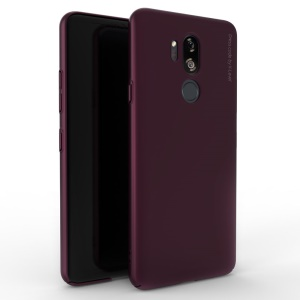 Vino Rosso - Custodia Rigida Per PC X-LEVEL Serie Opaca Per PC Per LG G7 Thinq