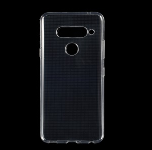 Crystal Clear TPU Protection Back Phone Shell for LG V40 ThinQ