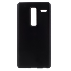Double-sided Frosted TPU Case for LG Zero / Class F620 H740 - Black