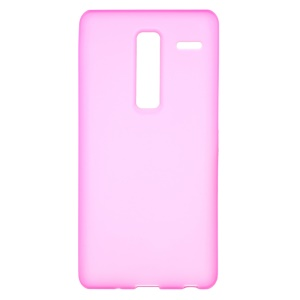 Double-sided Frosted TPU Protective Case for LG Zero / Class F620 H740 - Rose