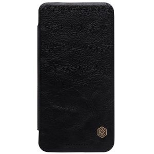 NILLKIN Qin Series Flip Leather Case for LG Nexus 5X with Card Slot - Black