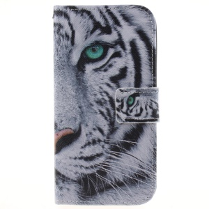 Leather Wallet Stand Case for LG K10 - Furious Beast