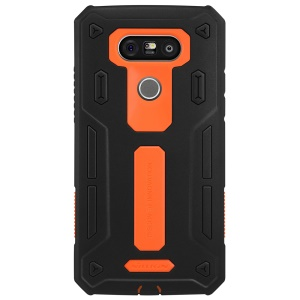 NILLKIN for LG G5 / G5 SE Defender II Strong PC TPU Hybrid Case Cover - Orange