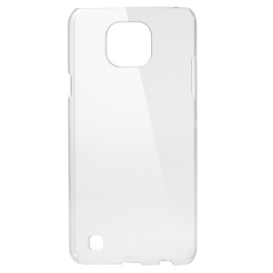 For LG X Cam Crystal Clear PC Hard Case Mobile Phone Cover